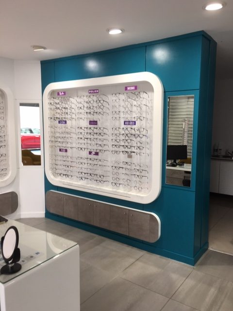 Magasin cyl opticien - Sommières